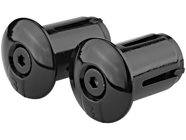 BBB Topes de manillar ScrewOn BHT-96 - negro